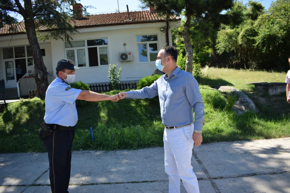Чулев: Професионализмот во полицијата мора да се врати