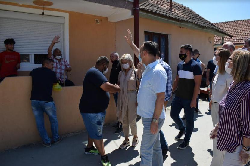 Чулев: Потребна е помош од Армијата за состојбата со мигрантите