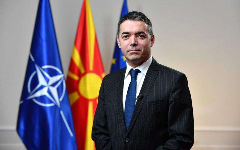 За македонскиот јазик и за македонскиот идентитет не може и нема да се разговара