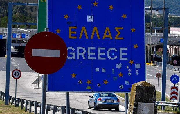 Од утре во 6 часот наутро Грција ги затвора границите за Србите