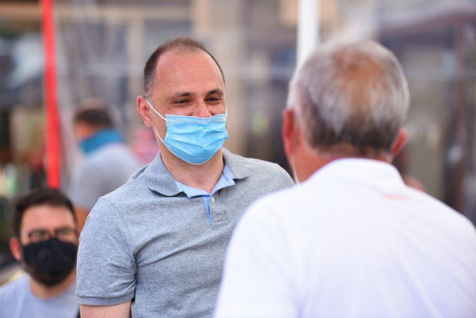 Филипче возел дониран автомобил од Кина на партиски настан, Антикорупциска ќе бара одговорност од него
