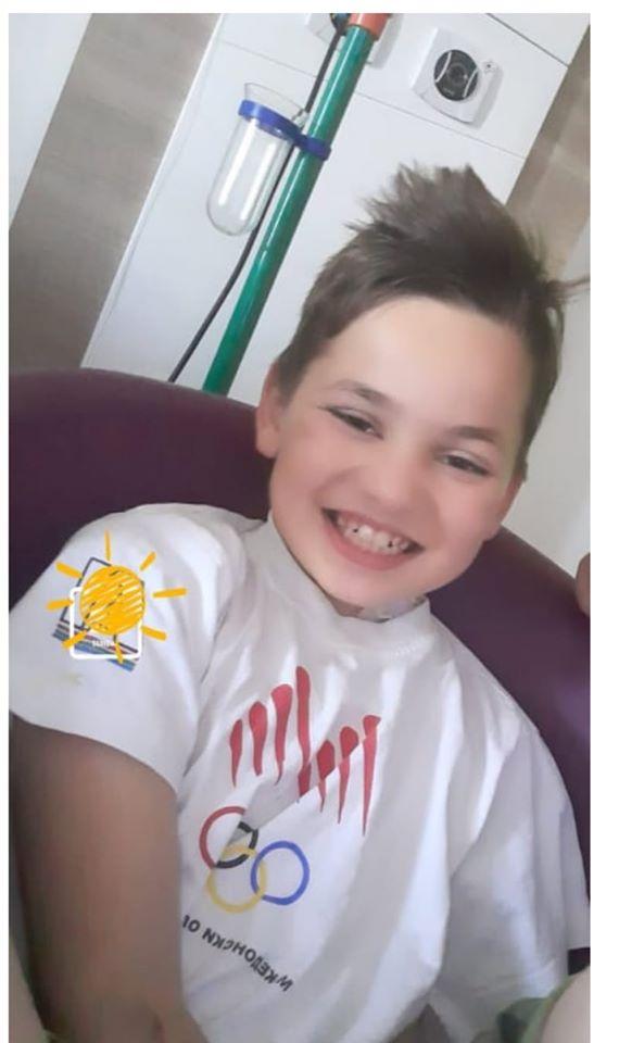Горазд ја загуби раката во тешка сообраќајка, да му помогнеме на семејството околу неговото лекување