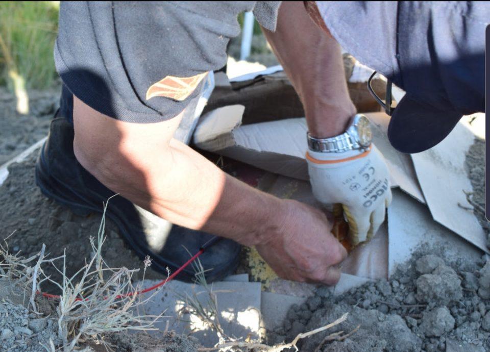 """На """"Јадранска магистрала"""" сред Скопје најдена неексплодирана бомба!"""