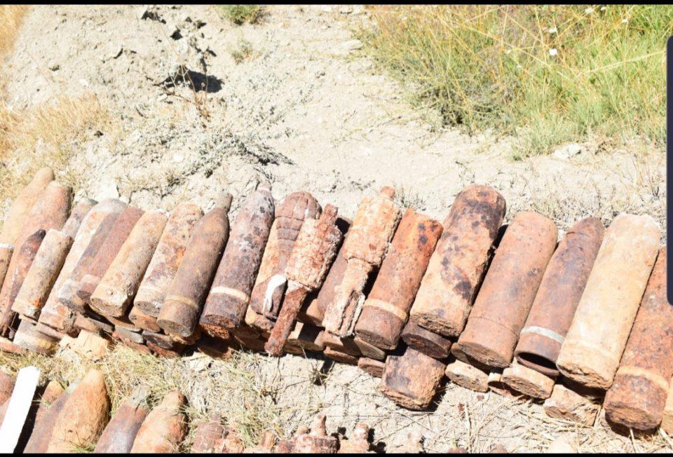 На Криволак уништени гранати од Првата и Втората светска војна