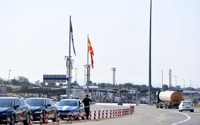 Сообраќајот на граничните премини се одвива без подолги задржувања
