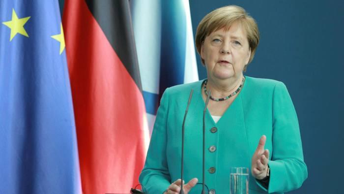 Меркел: Германско-кинеските односи нема да запрат и покрај проблемот со Хонг Конг