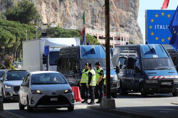 Италија ја затвори границата за Македонците