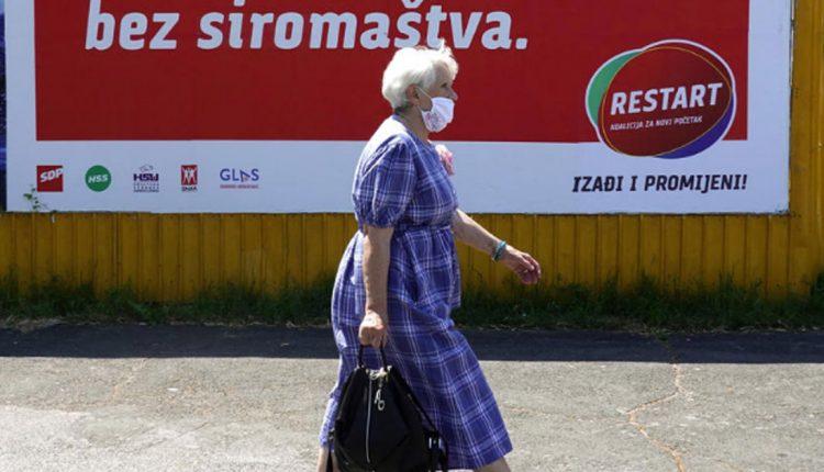 Во Хрватска од денеска построги мерки поради зголемувањето на бројот на новозаразени со коронавирусот