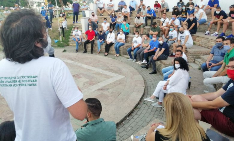 Јавна дебата: Од понеделник нема носење отпад на Русино, иднината ќе се одредува на референдум