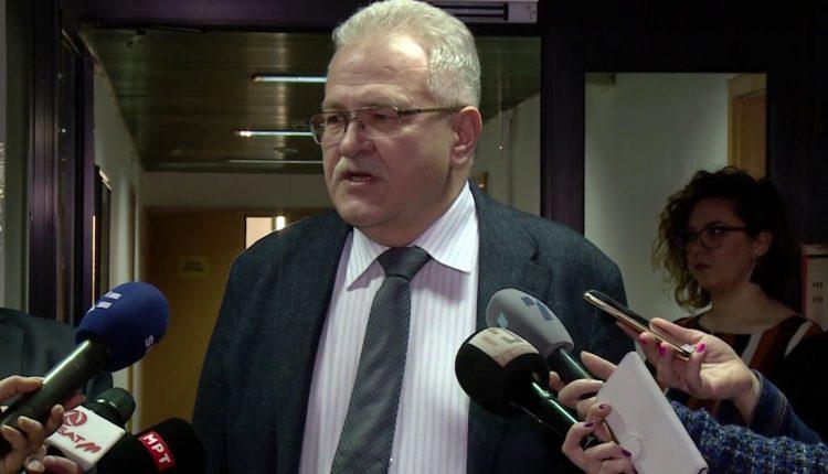 Обвинение за Јово Вангеловски за злоупотреба на службена положба