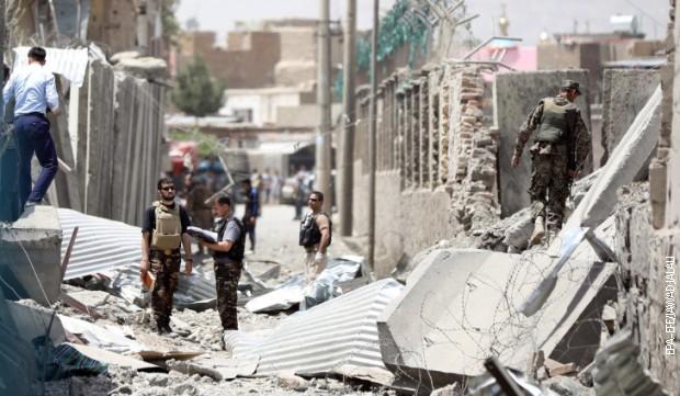 НАТО не сака да си оди од Авганистан