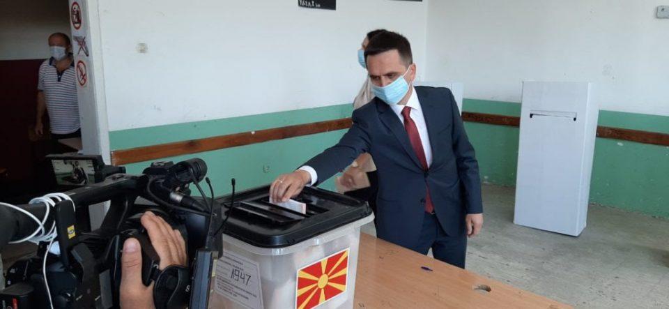 Касами: Ја имаме таа златна можност да гласаме, да продолжи евроатланскиот процес