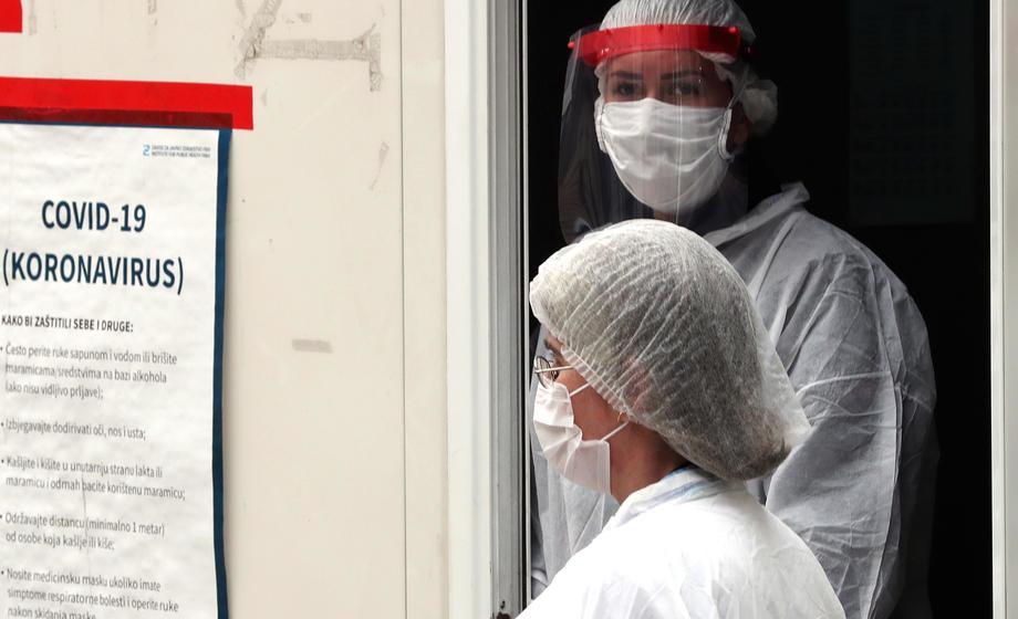 Во Босна и Херцеговина 540 новозаболени, 13 лица починаа