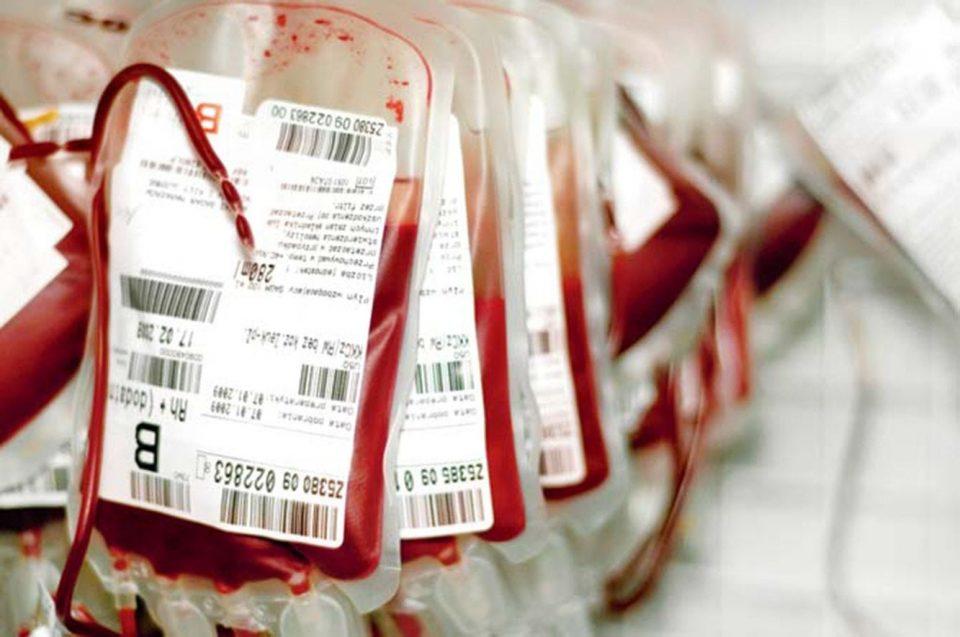 Во петок крводарителска акција во знак на сеќавање на скопскиот земјотрес