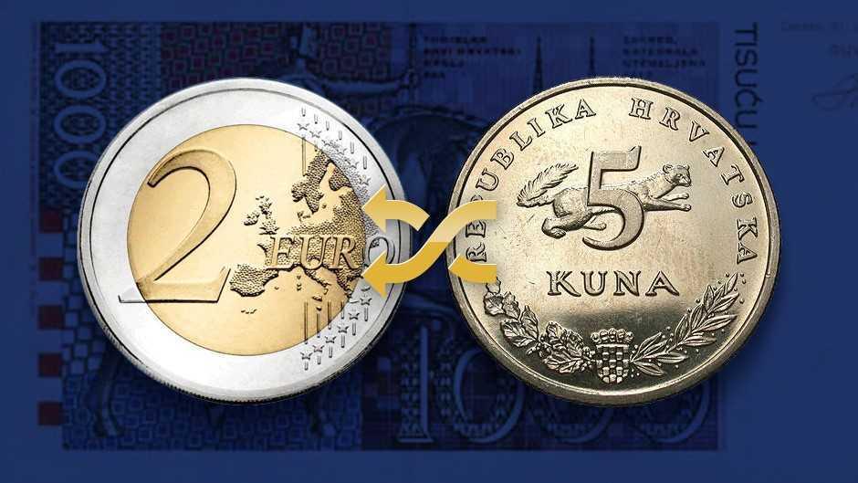 Хрватска ќе го воведе еврото до 2023 година