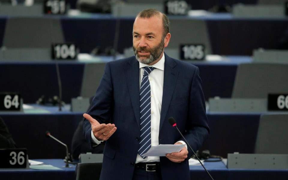 Вебер: ЕУ мора да го зголеми притисокот врз Турција поради Грција и Кипар
