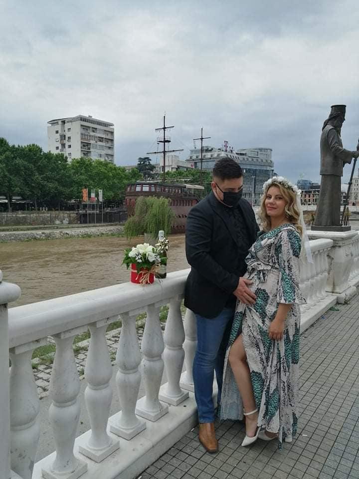 Пејачот Маријан Стојаноски стана татко