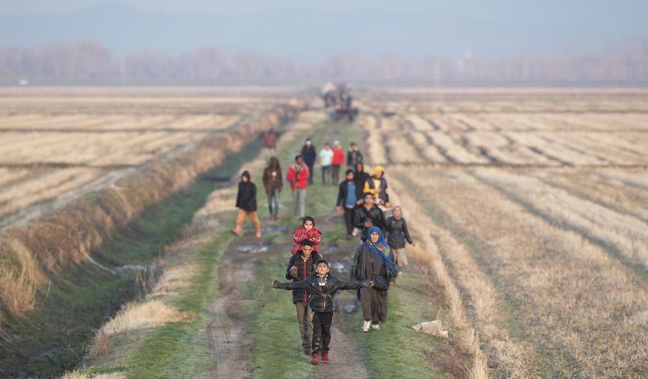 Спасовски: Нема индиции за зголемен мигрантски бран