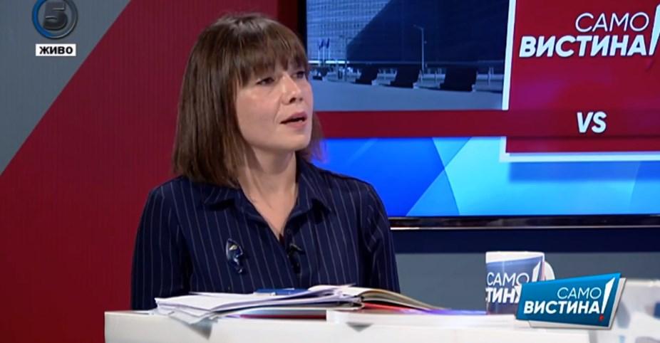 Царовска призна: Да, Никола Димитров е рециклиран кадар на Груевски