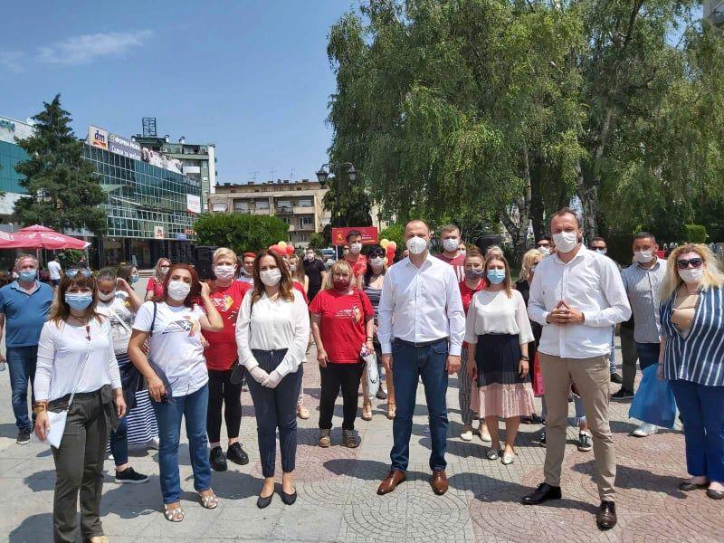 Мисајловски: Куманово е подготвено за промени, на македонскиот народ му е доста од лаги