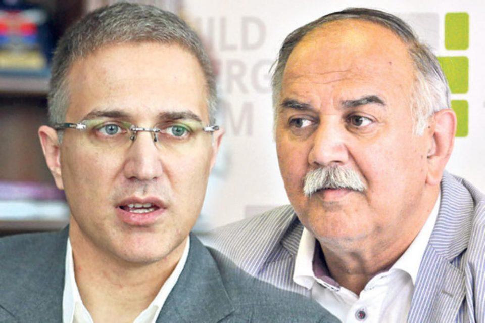 Таткото на српскиот министер за внатрешни работи почина од ковид-19