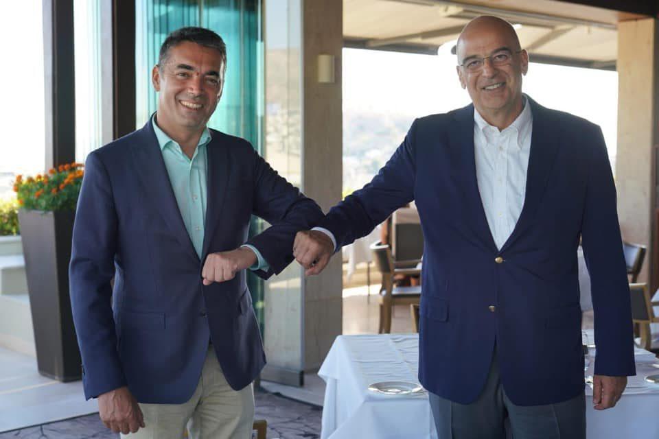 Димитров се сретна со Дендијас, нема абер за отворање на границата со Грција