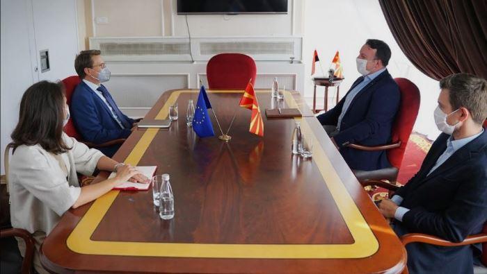 ВМРО-ДПМНЕ прави напори на составување на Влада на принципиелни основи и европски вредности