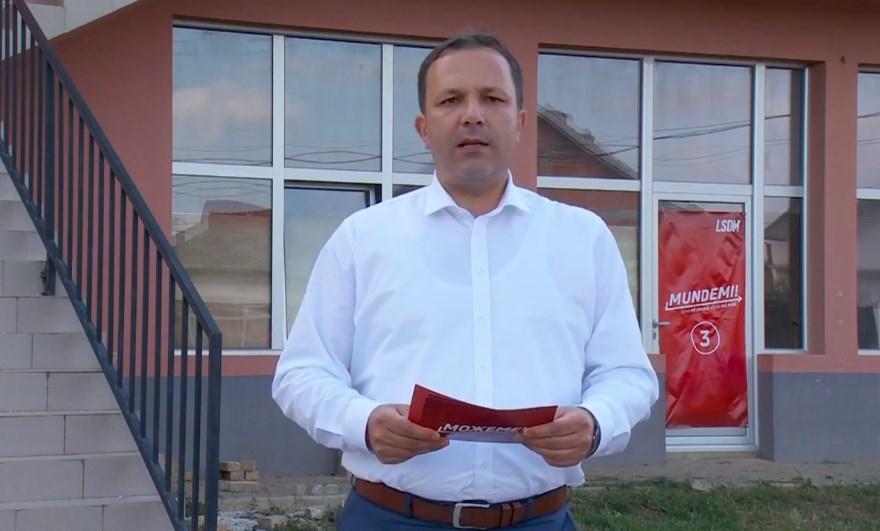 Спасовски: СДСМ три години покажува што значи вистинска грижа за сите граѓани