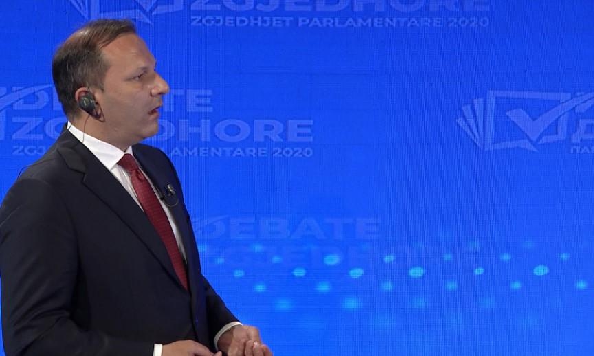 Спасовски за предлогот Албанец за премиер: Тоа е Зоран Заев, ја имаме поддршката од сите етнички заедници