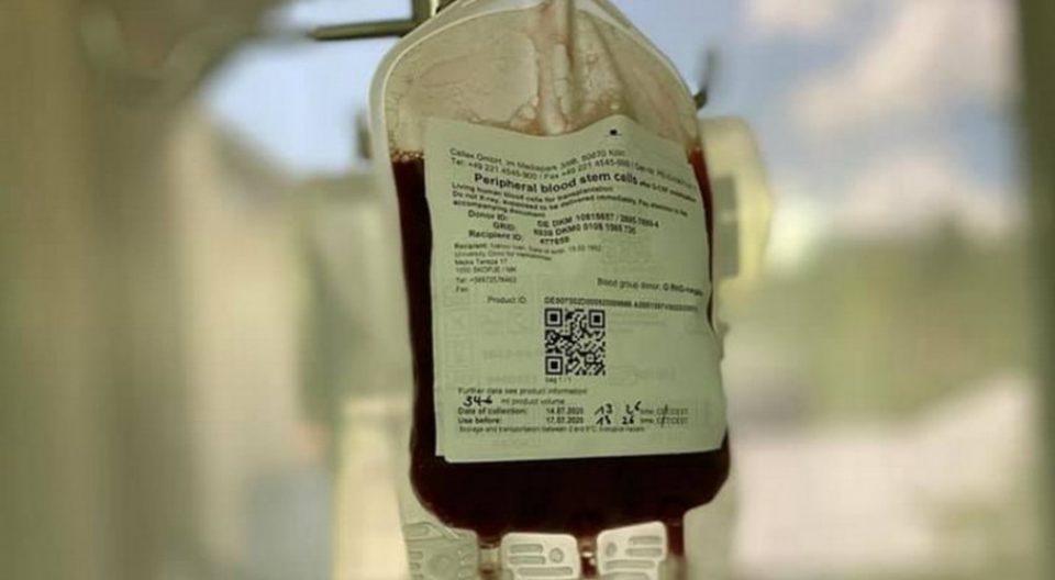 Првпат извршена трансплантација на хематопоетски матични клетки од несроден донор кај 68-годишен пациент со акутна леукемија