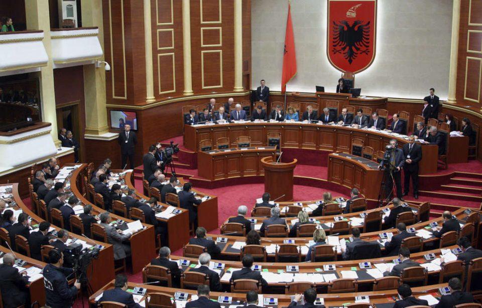 Мета нема да биде разрешен, одлучи албанскиот Парламент