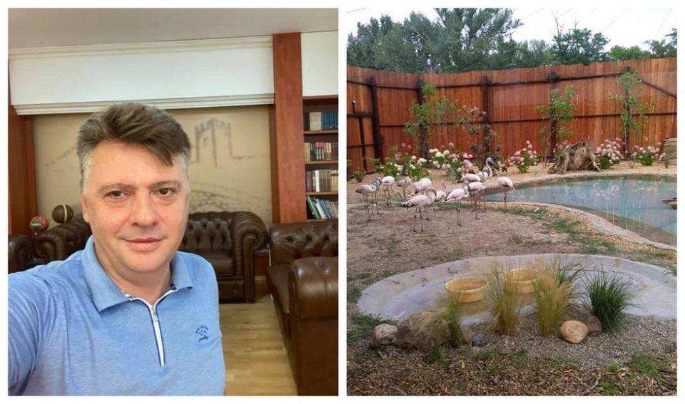 Шилегов преку скопската ЗОО за само неколку месеци потрошил 500.000 евра во набавки и наводни градби
