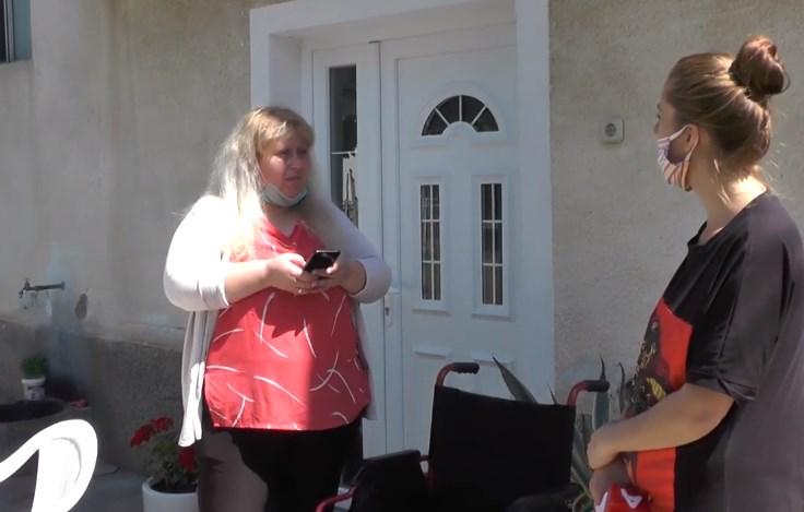 Со брашно и зејтин СДСМ бараат глас од тешко болен инвалид