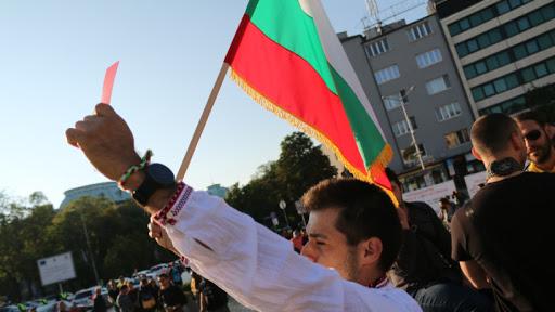11 ден антивладини протести во Бугарија, од утре национален штрајк