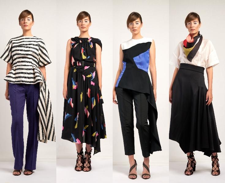 Нова модна колекција на Росица Мршиќ носи свеж бран на бои и форми