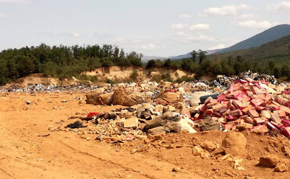 Состојбата со регионалната депонија Русино е загрижувачка