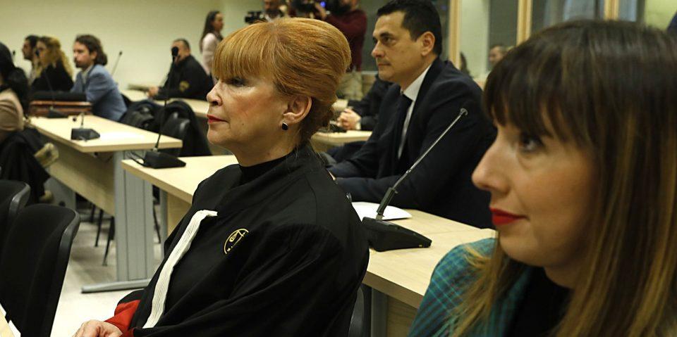 Судот на 13 октомври ќе пресуди дали ВМРО-ДПМНЕ ја клеветело и навредувало Рускоска во предизборните спотови
