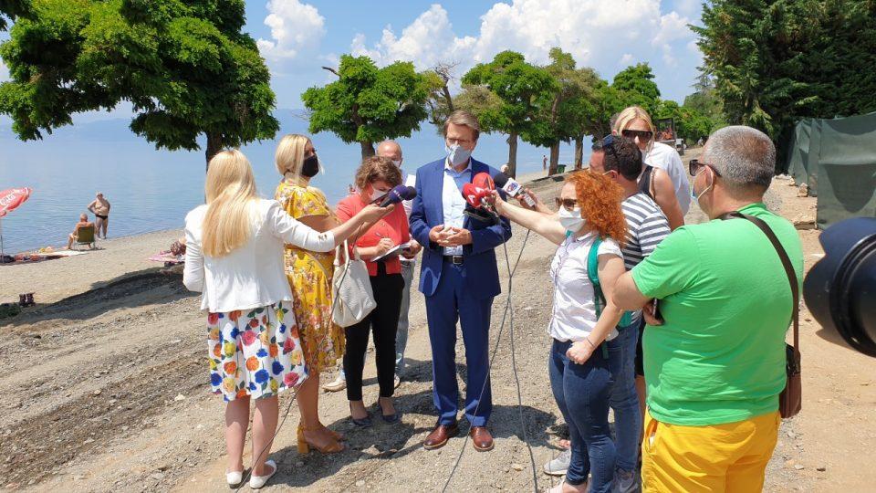 Жбогар: Не очекувам изненадувања во содржината на документот за преговарачката рамка