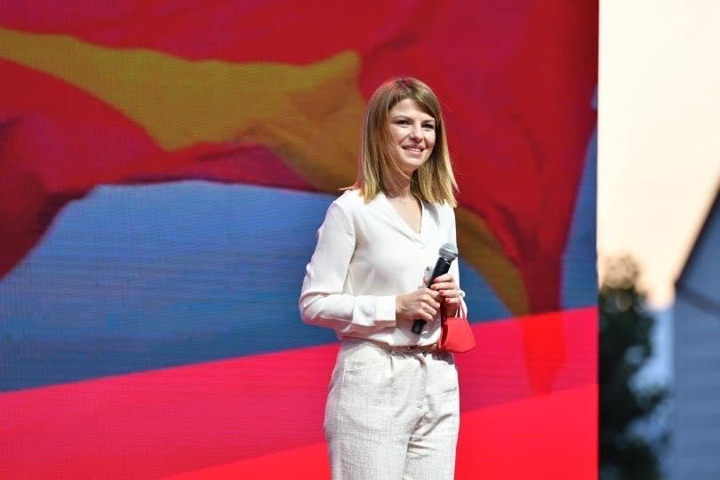 Лукаревска: Скопје е бренд, нашето детство, сегашност и иднина