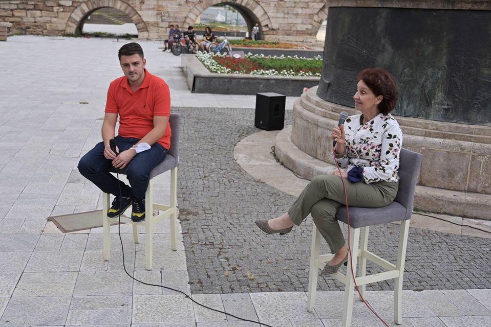 Силјановска: Тие не се збогатија од пиперки и патлиџани