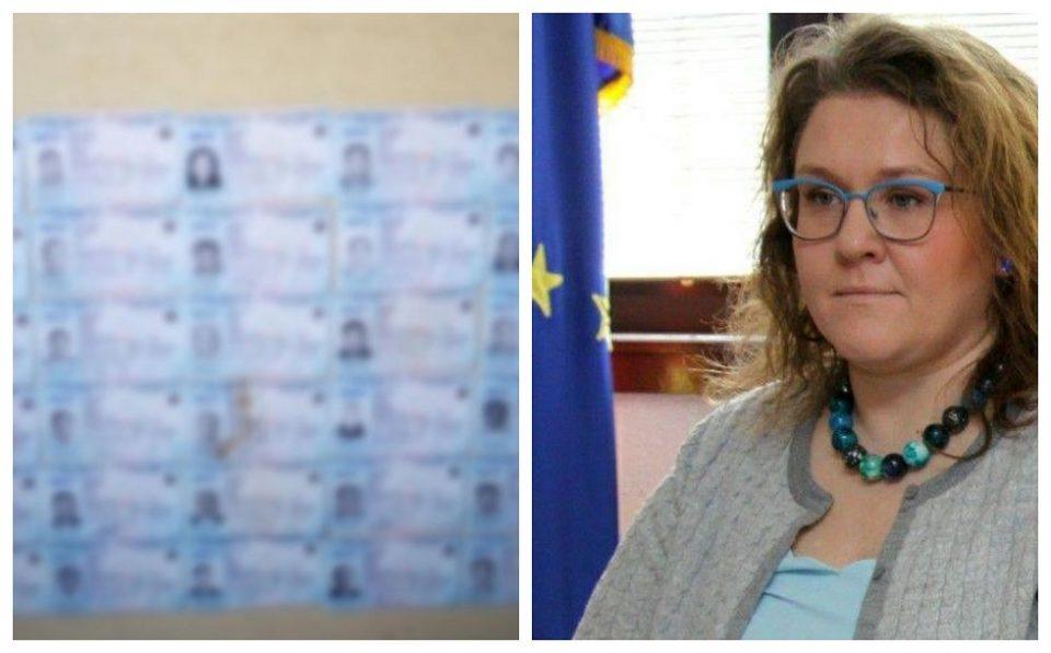 """За Петровска спречениот поткуп од СДСМ е """"очајнички потег"""""""