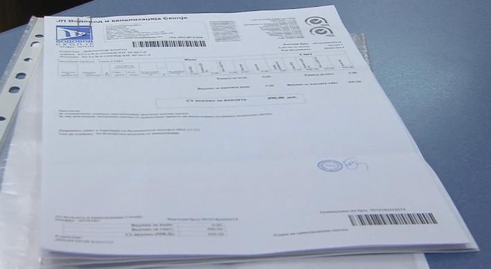 До 31 јули може да се платат неплатените сметки за вода на рати и без камата
