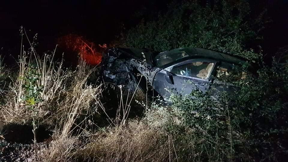 Еден загинат и 16 повредени во двете тешки сообраќајки кај Штип