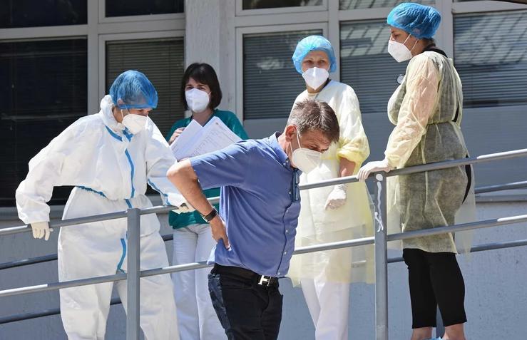 Црн рекорд во Србија, за 24 часа 757 новоинфицирани и тројца починати