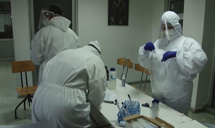 Лаборанти во болницата во Штип се заразија од корона