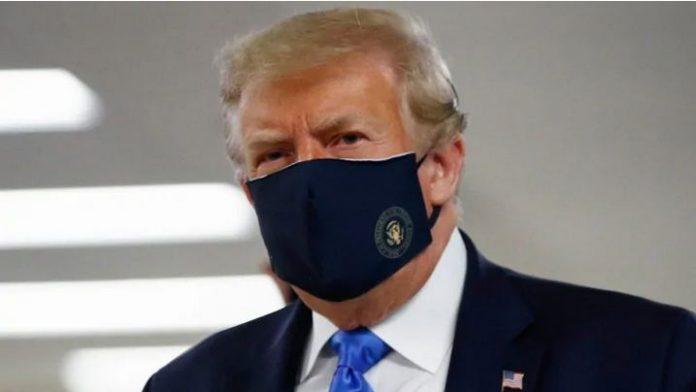 Фејсбук му избриша објава на Трамп за ковид-19