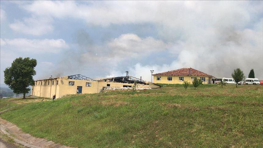 Расте бројот на жртви во експлозијата во фабрика во Турција
