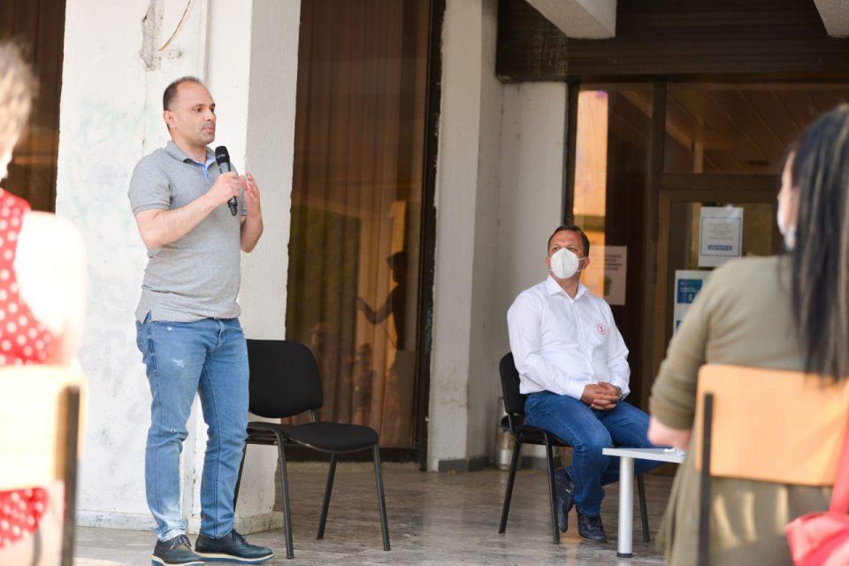 """На ден со 136 новозаразени, Филипче повика граѓаните да гласаат за """"сигруно здравство"""" и СДСМ"""