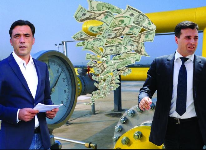 Гасот во Струмица најскап во светот: Бизнис од 3 милиони евра за мафијашкото трио Заев – Китанов – Андреевски