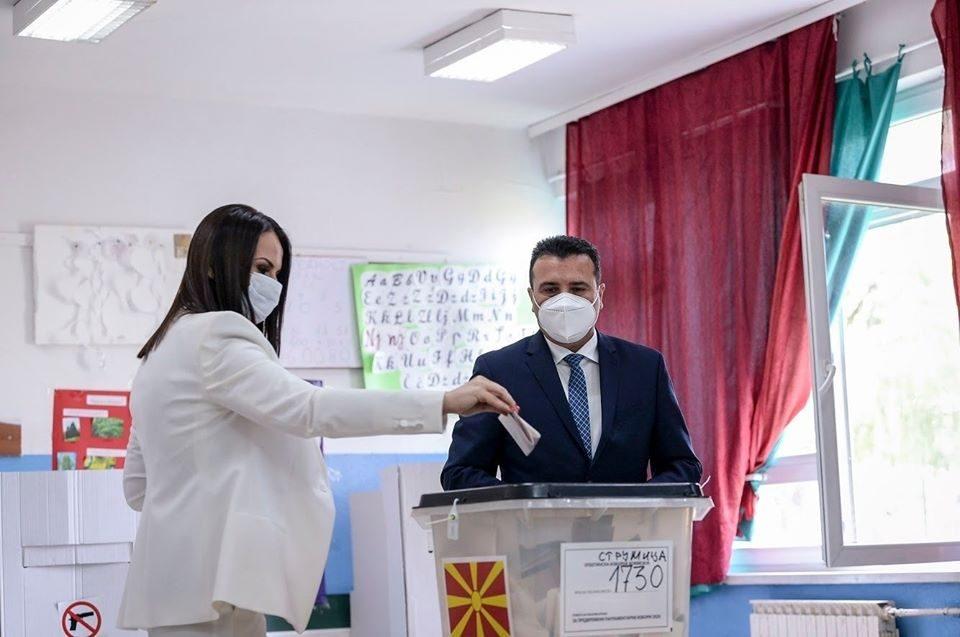 Заев: Очекувам втор мандат